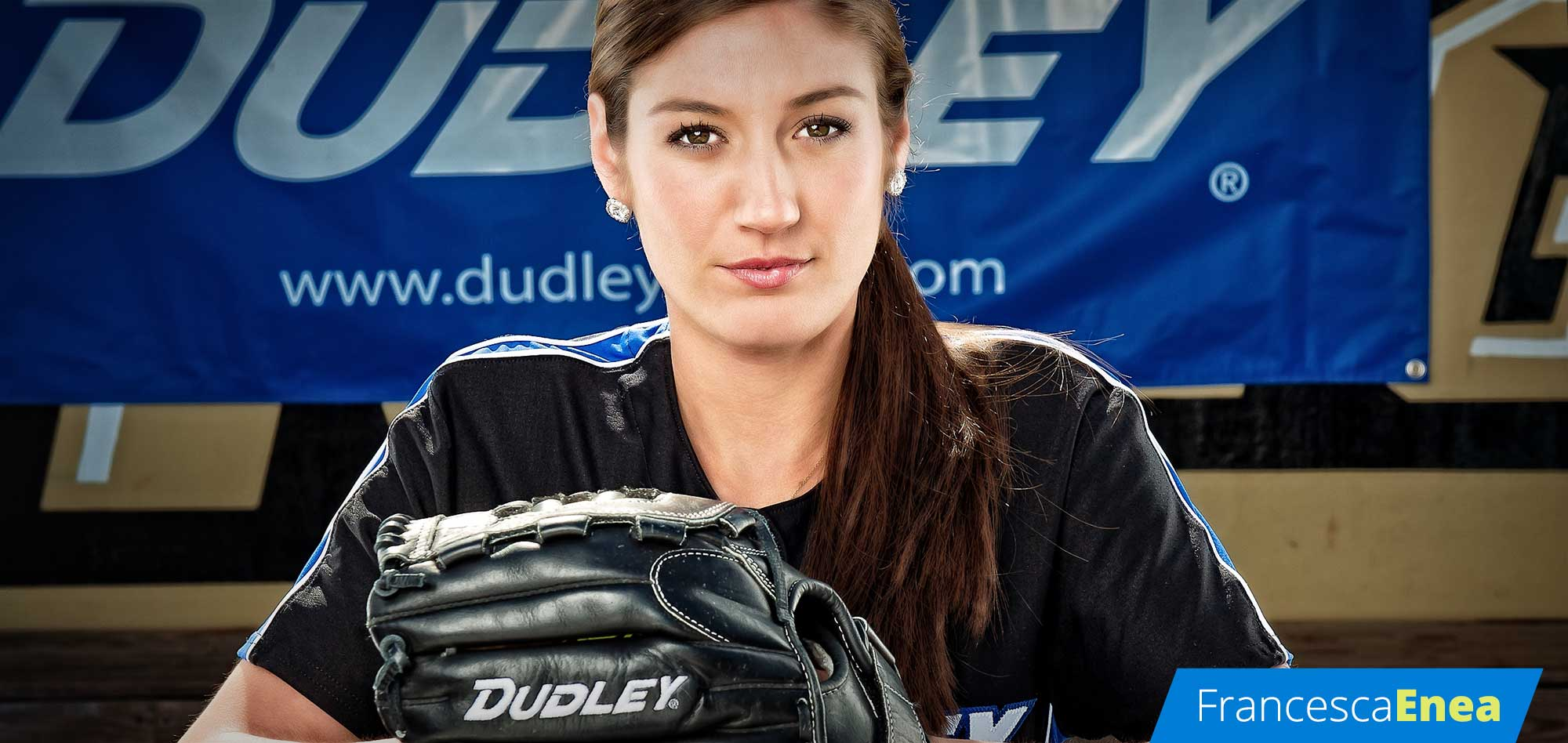 Francesca Enea Softball Player and Dudley® Sports Pro Team Member