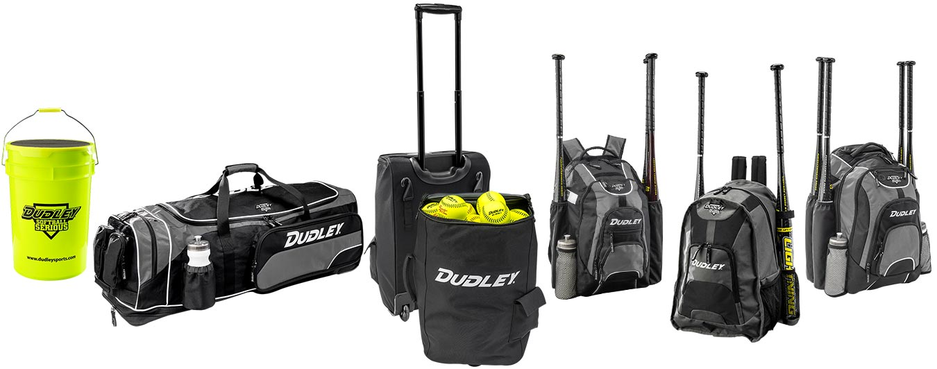 Dudley® Sports Softball Bags, Backpacks and Accessories