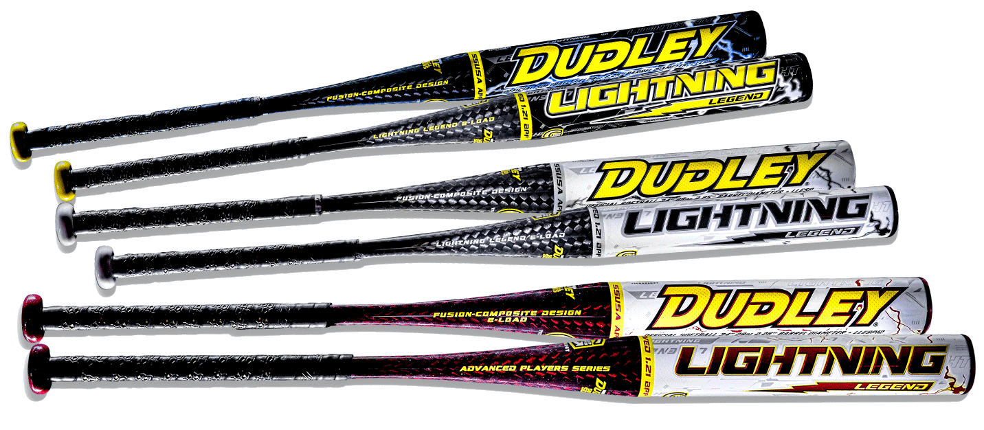 Dudley® Sports New High Performance Softball Bats