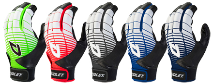 Dudley® Sports Thunder Series Softball Batting Gloves