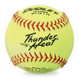 Collegiate Thunder Heat® Softball