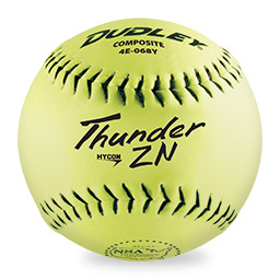 NSA Thunder ZN Hycon Softball