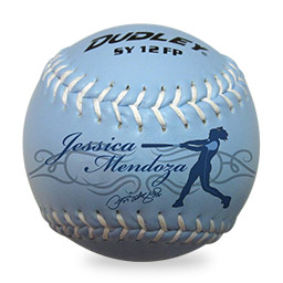 Jessica Mendoza Poly Center Signature Softball